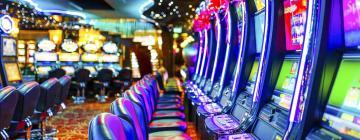 Seneca Niagara Casino – hotely poblíž