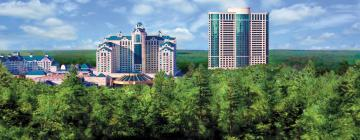 Hotels a prop de Foxwoods Casinos