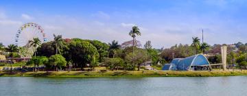 Лагуна Пампулья: отели поблизости