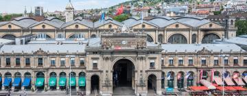 Hotels near Zurich Central Station