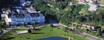 Hotels near Quitandinha Palace
