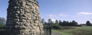 Hotels near Culloden Battlefield