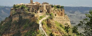 Hotels near Cività di Bagnoregio