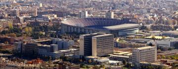 Hoteles cerca de Camp Nou