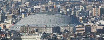 Hotels near Nagoya Dome