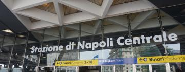 Hotels near Naples Central Train Station