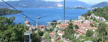 Funivie del Lago Maggiore: hotel