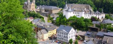 Castello di Clervaux: hotel