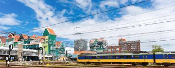 Hotels near Zaandam Station