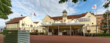 Hotels near Haydock Racecourse
