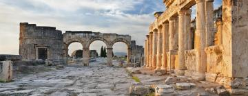 Hotels near Hierapolis, Pamukkale, Turkey