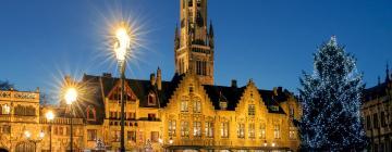 Hotels near Bruges Christmas Market