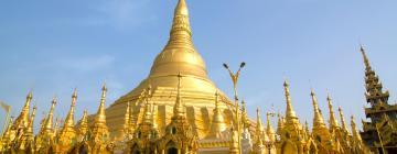 Shwedagon-Pagode: Hotels in der Nähe