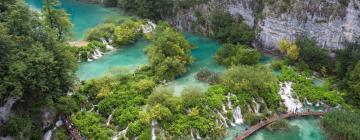 Hotels near Plitvice Lakes National Park - Entrance 2