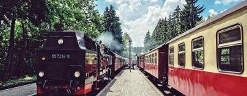 Hotels near Train Station Wernigerode