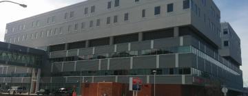 Hotels near Kelowna General Hospital