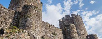 Hotels near Conwy Castle