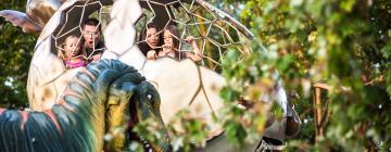 Парк развлечений «Мирабиландия»: отели поблизости