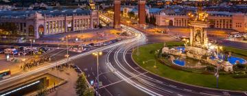 Hotels near Plaza Espanya