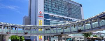 Hotels near Shin Yokohama Station