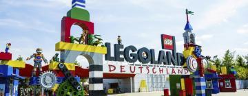 Парк развлечений «Леголенд» в Германии: отели поблизости