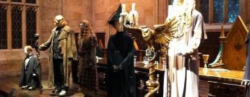 Hotels near Harry Potter Studio Tour
