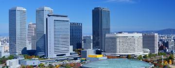 Hotels near Osaka-jō Hall