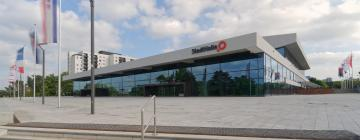Hotels near Stadthalle Rostock