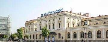 Hotels near Krakow Central Station