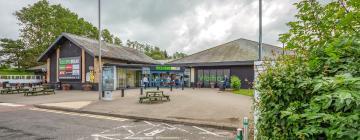 Hotels near Gretna Green Services M74