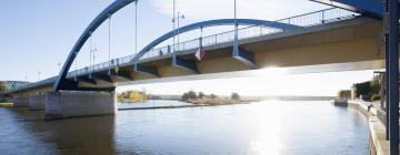 Khách sạn gần Border Crossing Frankfurt (Oder) - Slubice
