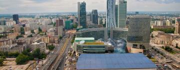 Центральний залізничний вокзал Варшави: готелі поблизу