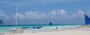 Hotels near Boracay White Beach