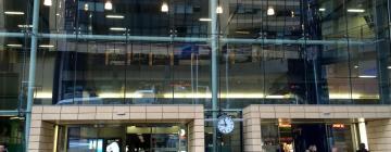 Hotels near Gare du Midi