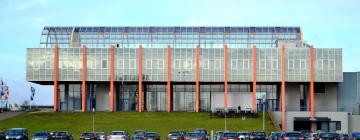 Hótel nærri kennileitinu Flanders Expo-sýningarmiðstöðin