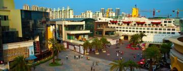 Hotels near Shekou Sea World
