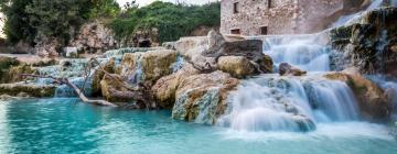 Hotels in de buurt van warmwaterbronnen Cascate del Mulino