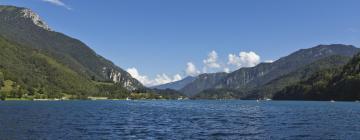 Hotell nära Ledrosjön