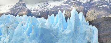 Hotels near Grey Glacier