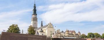 Hotele w pobliżu miejsca Sanktuarium Matki Bożej Częstochowskiej