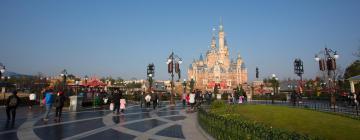 Hotels near Shanghai Disneyland