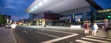 Hotels near Stadthalle Graz