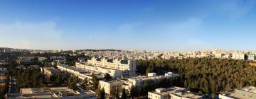 فنادق بالقرب من الجامعة ألأردنية