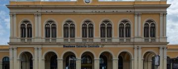 Hotels near Stazione Catania Centrale