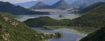 Hotels near Lake Skadar