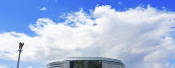 Hotels near Minsk-Arena