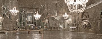 Hotels near Wieliczka Salt Mine