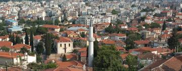 Hotels near Xanthi Old Town