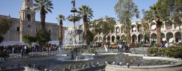 Hotels near Historic Centre of Arequipa
