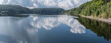 Hotels near Rappbode lake